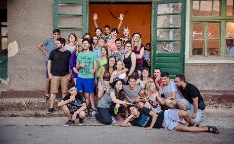 "Erasmus+ Akcja KA1 Youth Exchange ""Connect Rural Village with Virtual World"" (lipiec 2017)"
